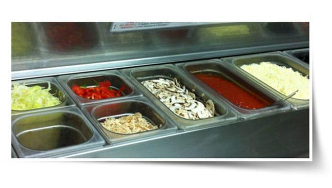 PizzaPlus Moirans - Service
