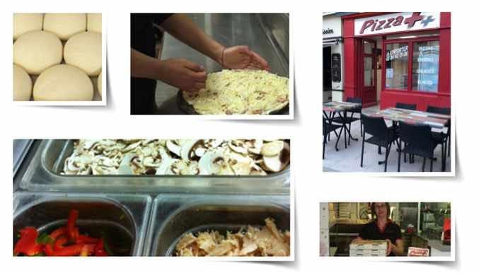 PizzaPlus Moirans - Préparation